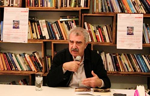 Lundis littéraires de l'Ifpo : Hassan Daoud